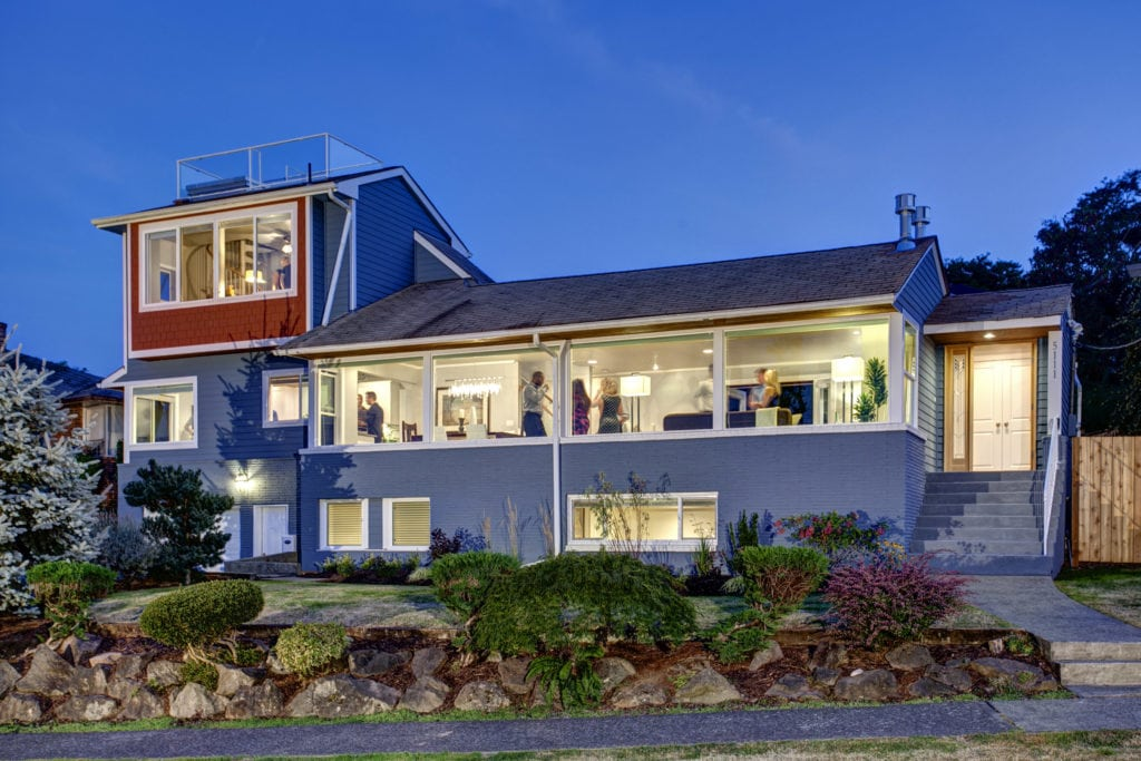 Seward Park View Home Exterior - 1