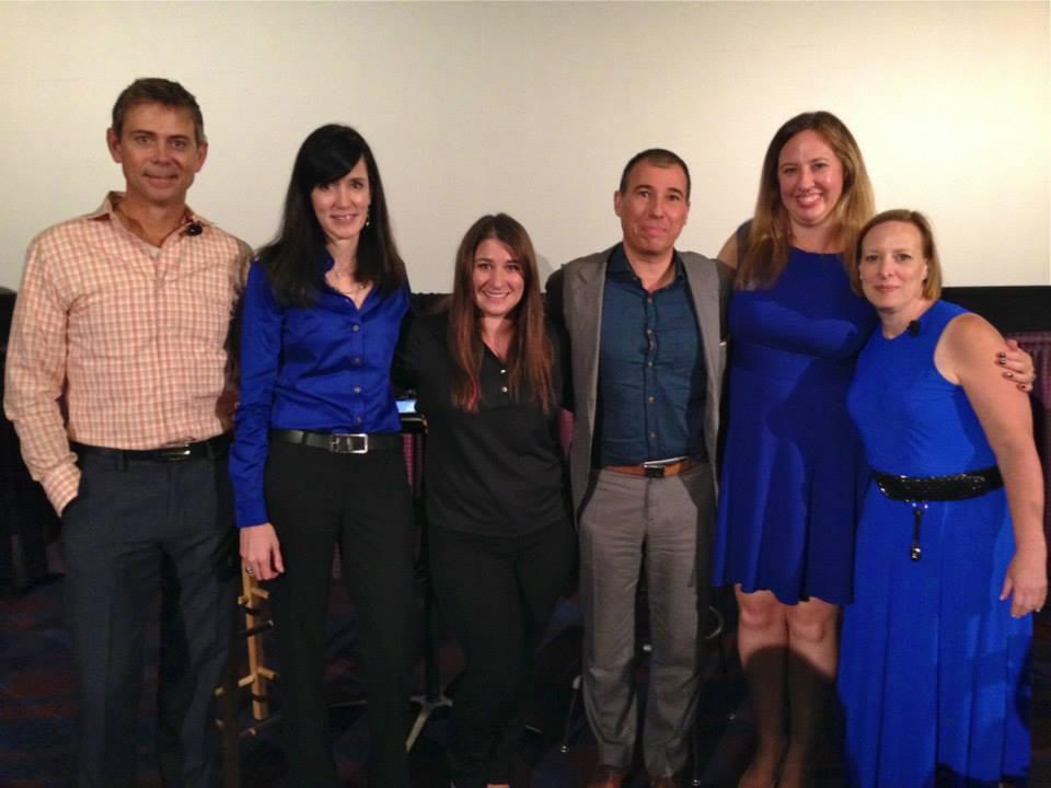 Chavi's Social Media GenBlue Panel