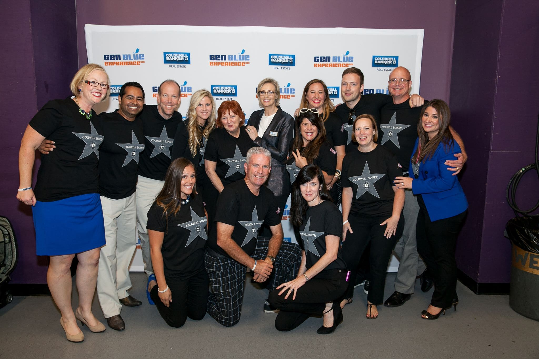 GenBlue Social Squad with Jane Lynch