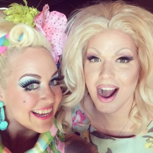 Miss Kitty Baby and DonnaTella Howe