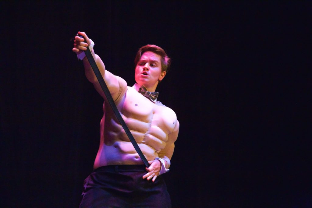 Al Lykkya at Divas Take the Hill 2015. Photo courtesy of Seattle Gay Scene.