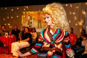 Deja Nouveau debut at the Divas Take the Hill Stage