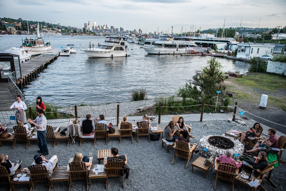 Summer In Seattle Waterfront Dining Around The City Team Diva Real Estate Partners