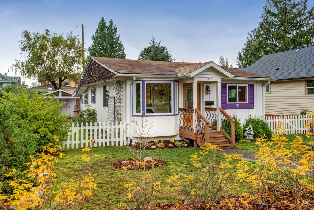 Delightful West Seattle Cottage