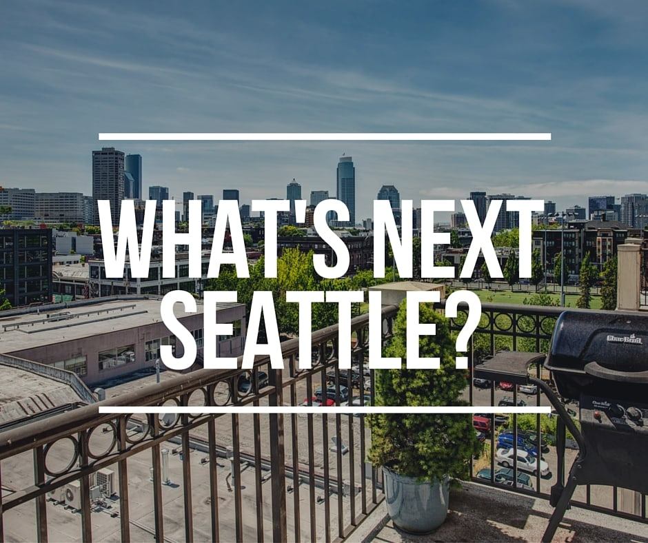 Whats Next Seattle