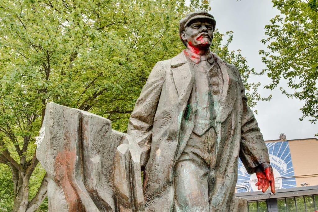 Fremont Lenin Statue Park