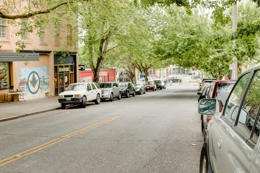 Fremont's Many Pretty Streets