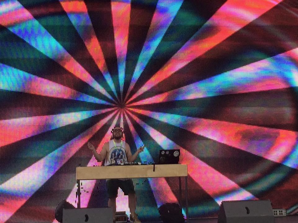 DJ Tony Burns