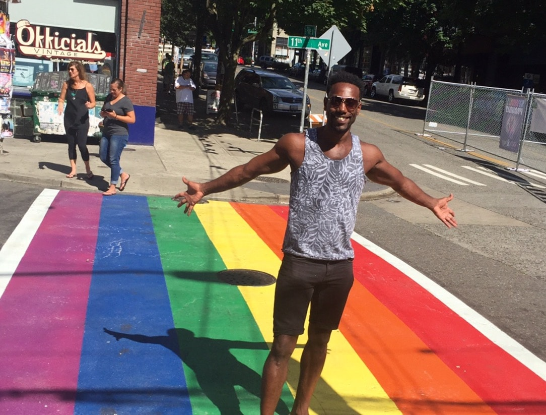 Pride in the Streets