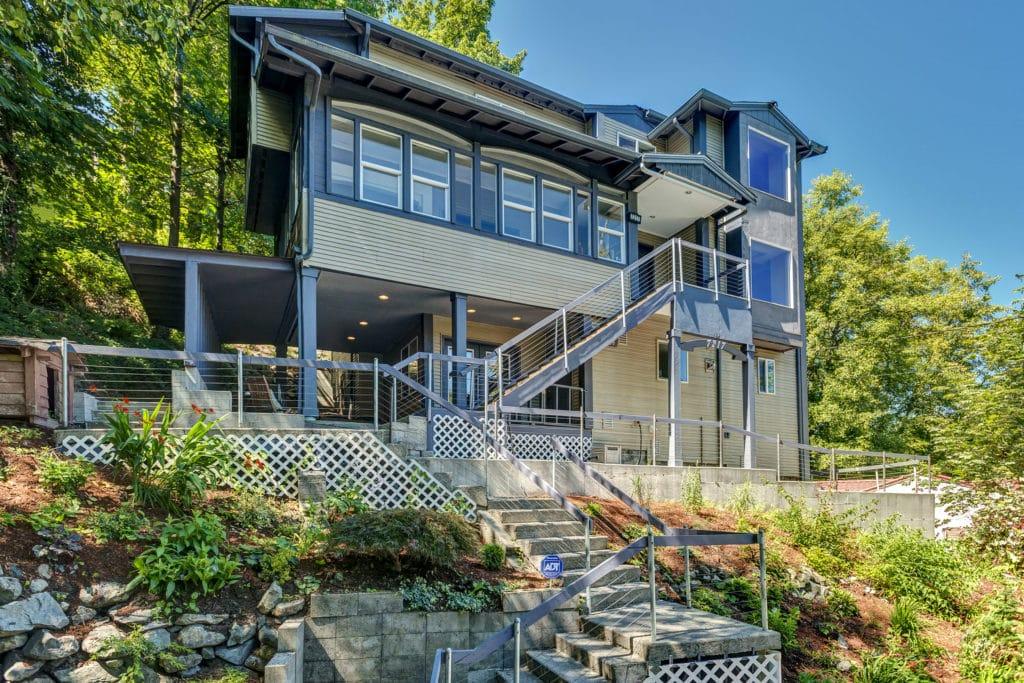 West Seattle Modern Home