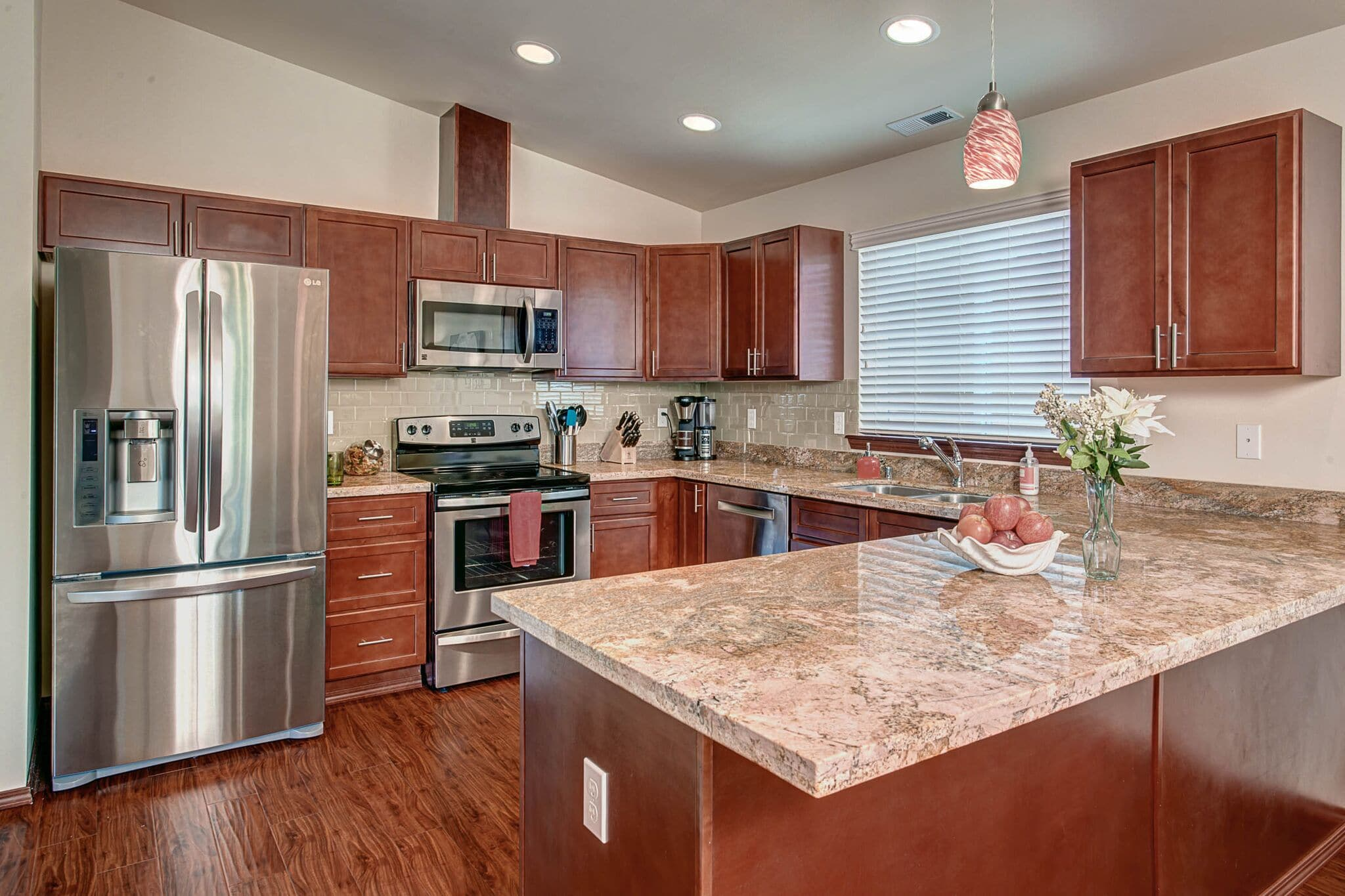 This kitchen is for the cook and cooks in training/
