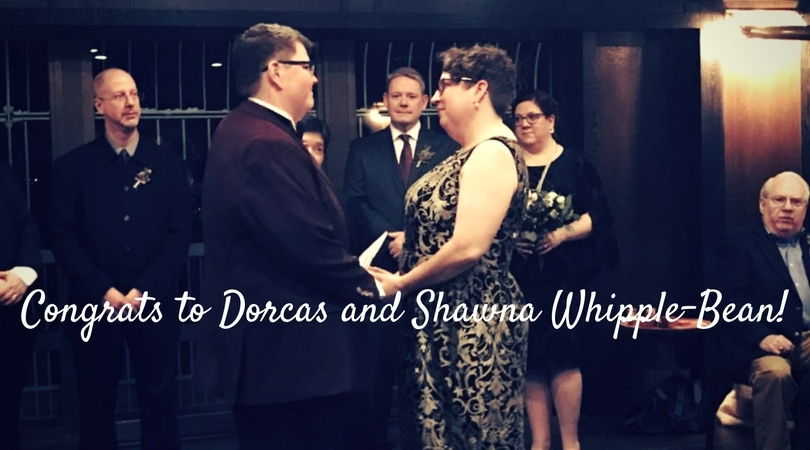 Dorcas wedding