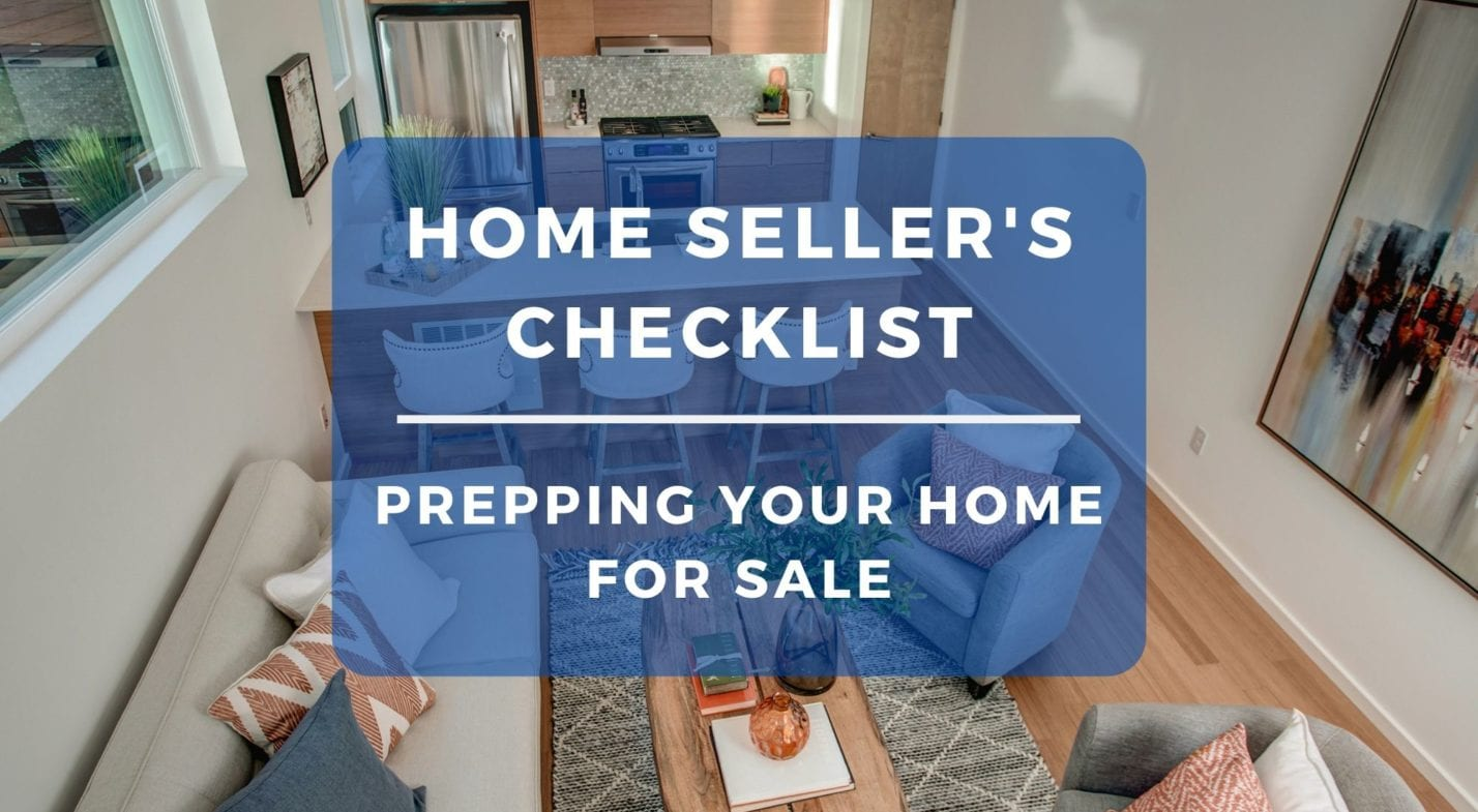 Selling Your Home in Seattle Prep Checklist