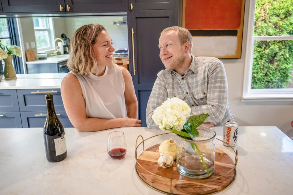 Seattle Home Buyer Stories: Joel and Stefanie, a natural Condo Real Estate Investor