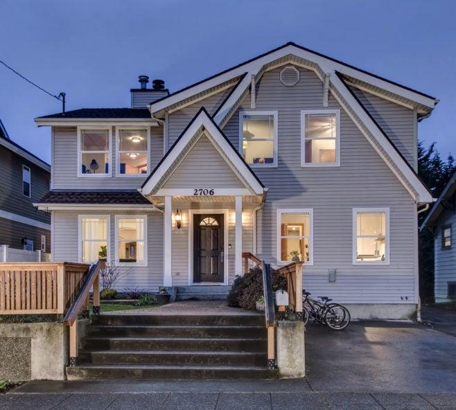 West Seattle Luxury at Twilight