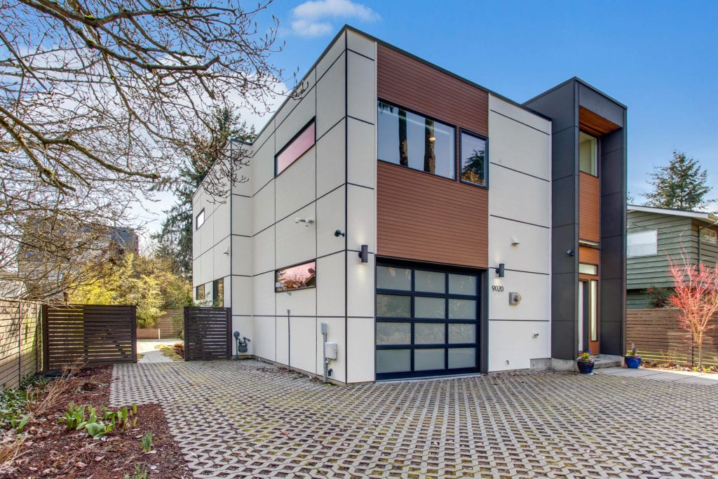 Seattle New Construction Home