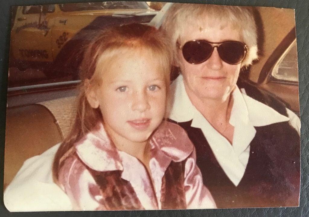Chavi and Her Gramma Joyce