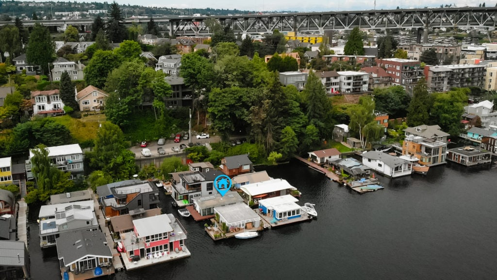 Portage Bay Floating Home Community