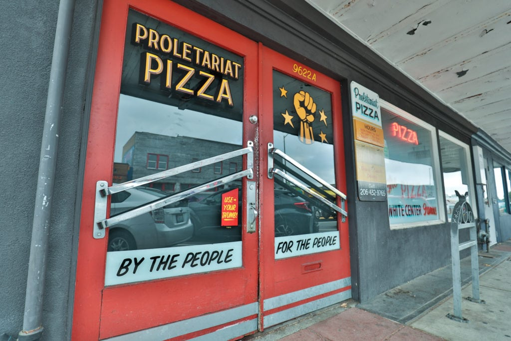 Proletariat Pizza is One of Our Favorite Spots in White Center Seattle
