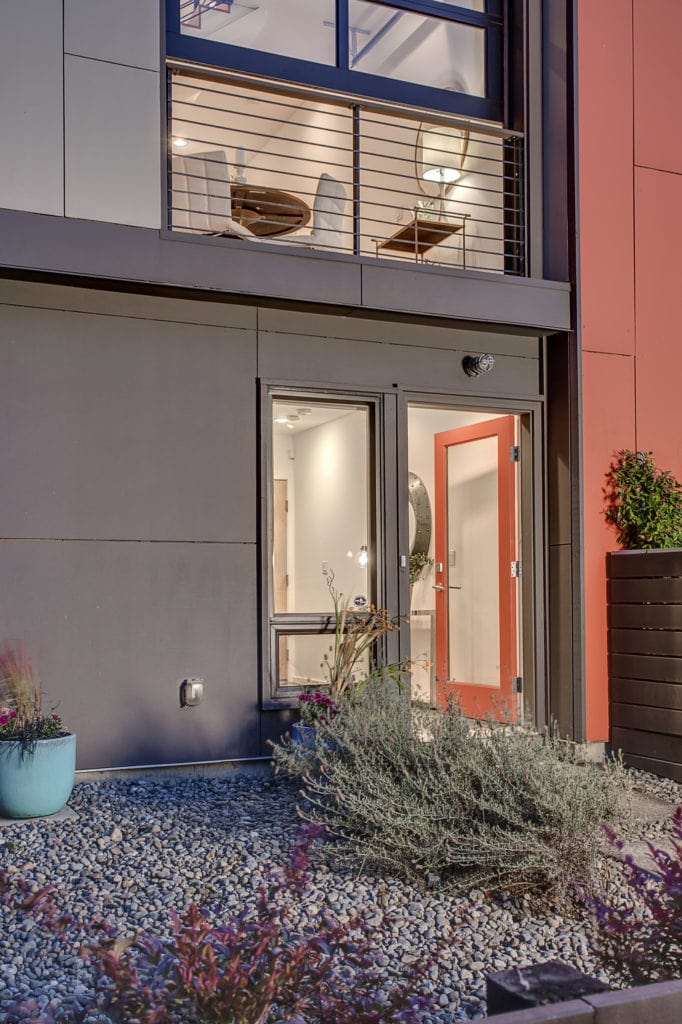 Modern Capitol Hill Townhome
