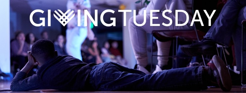 #GivingTuesday for Central District Forum for Arts and Ideas