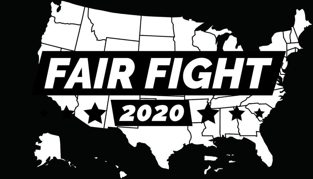 Fair Fight 2020 Map