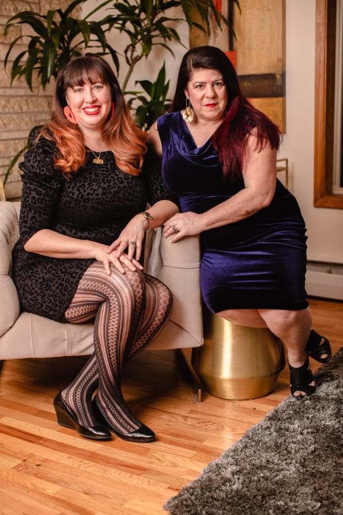 At Home With Chavi and Kim of Team Diva Real Estate