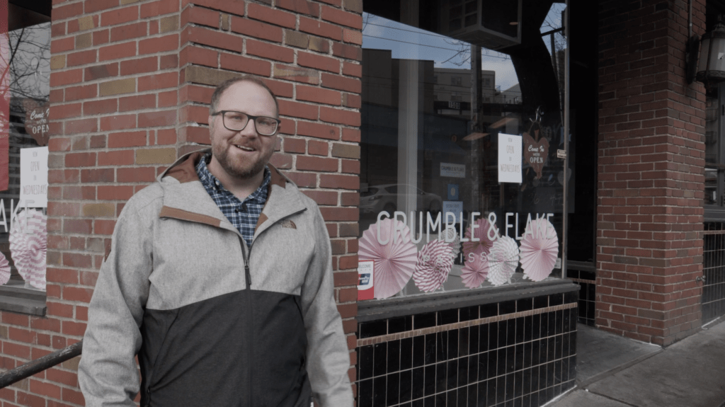 Crumble & Flake on Capitol Hill