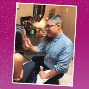 At Home With The Divas and Oliver Villafuerte