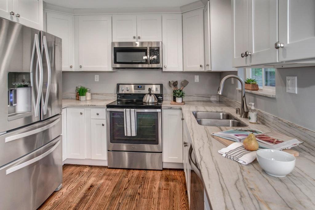 Seattle Beacon Hill Home Kitchen