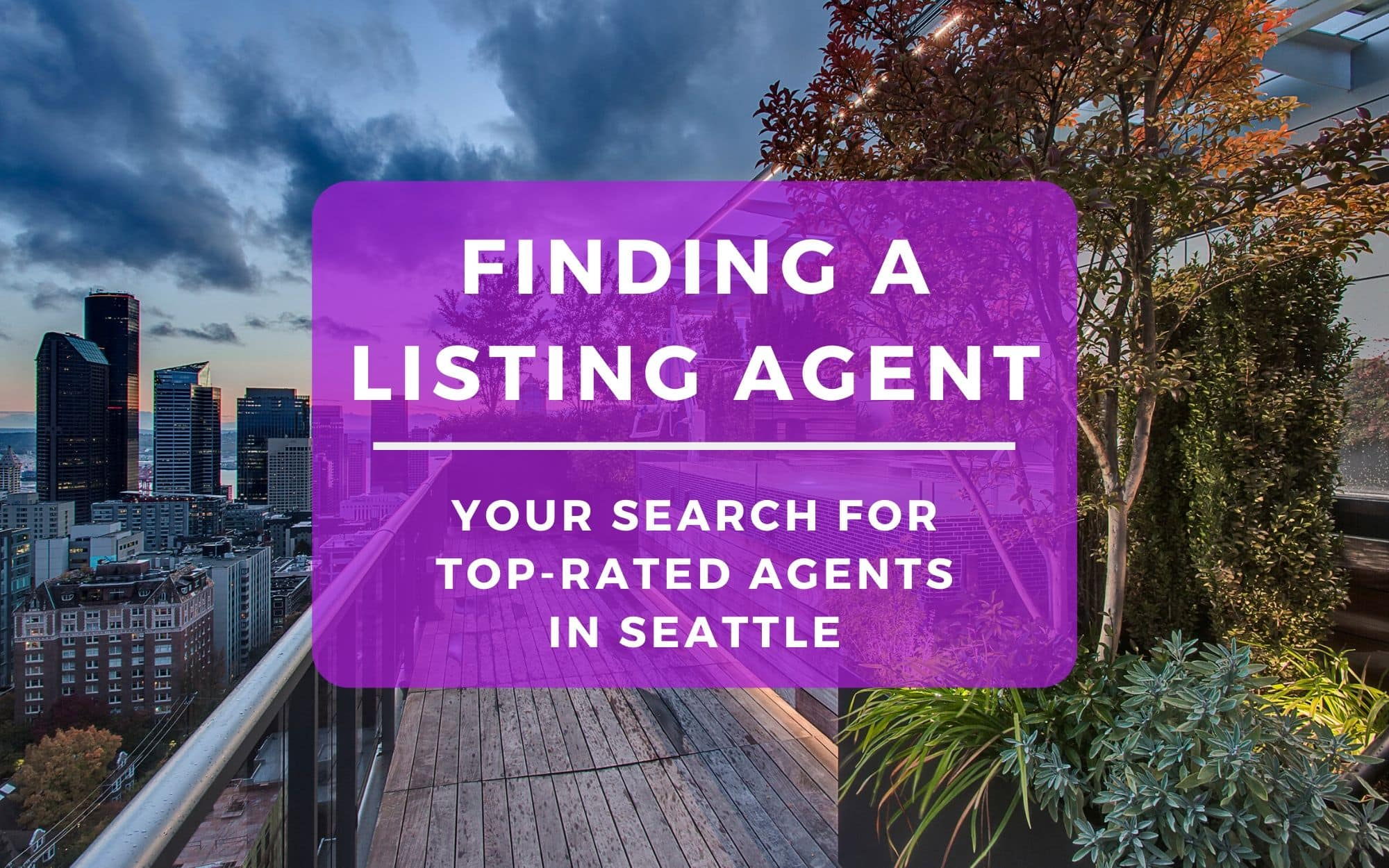 top rated listing real estate agents seattle