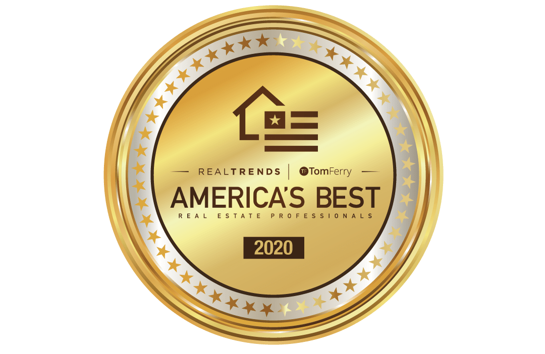REAL Trends 2020 America's Best Seattle Real Estate Team