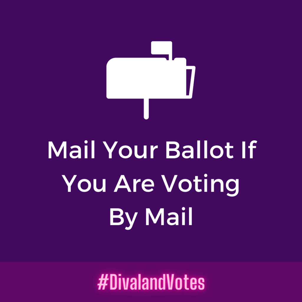Election 2020 Mail Your Ballot