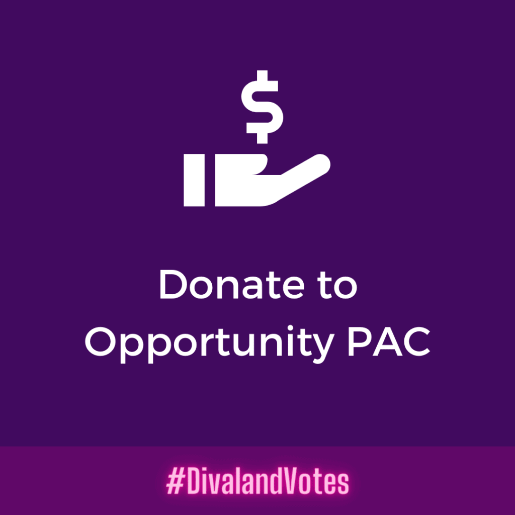 Election 2020 Donate to Opportunity PAC