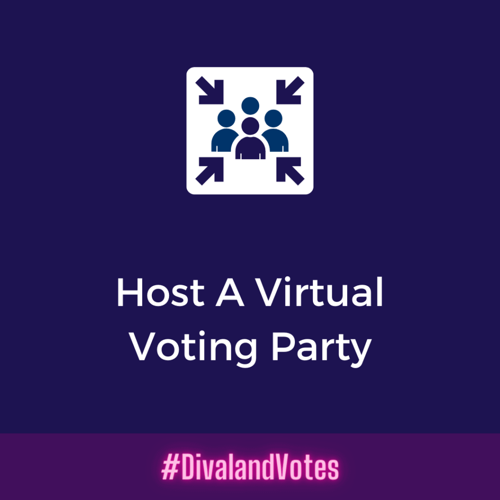 Election 2020 Host a Virtual Voting Party