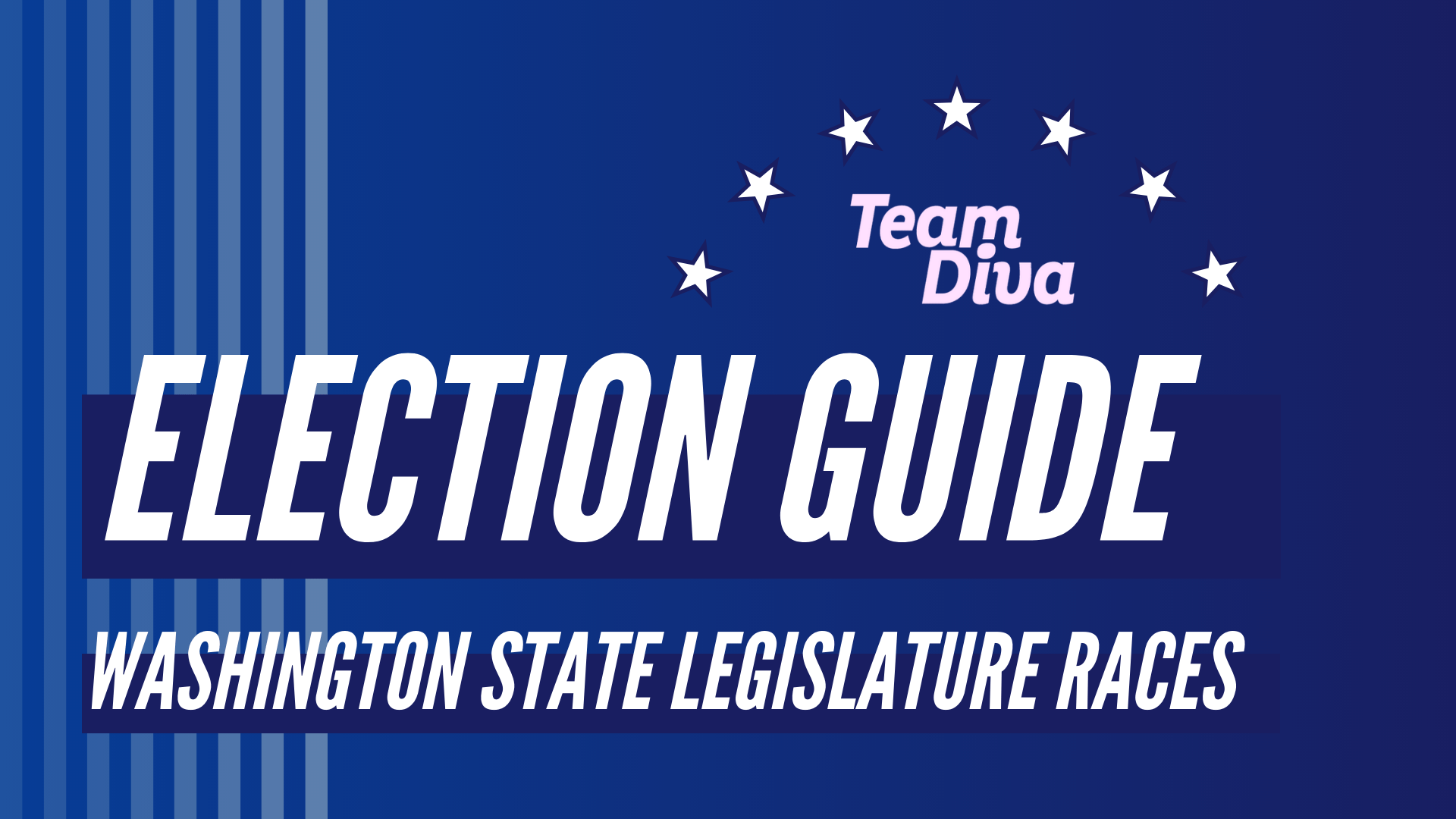 Election Guide 2020: WA State Legislature Races