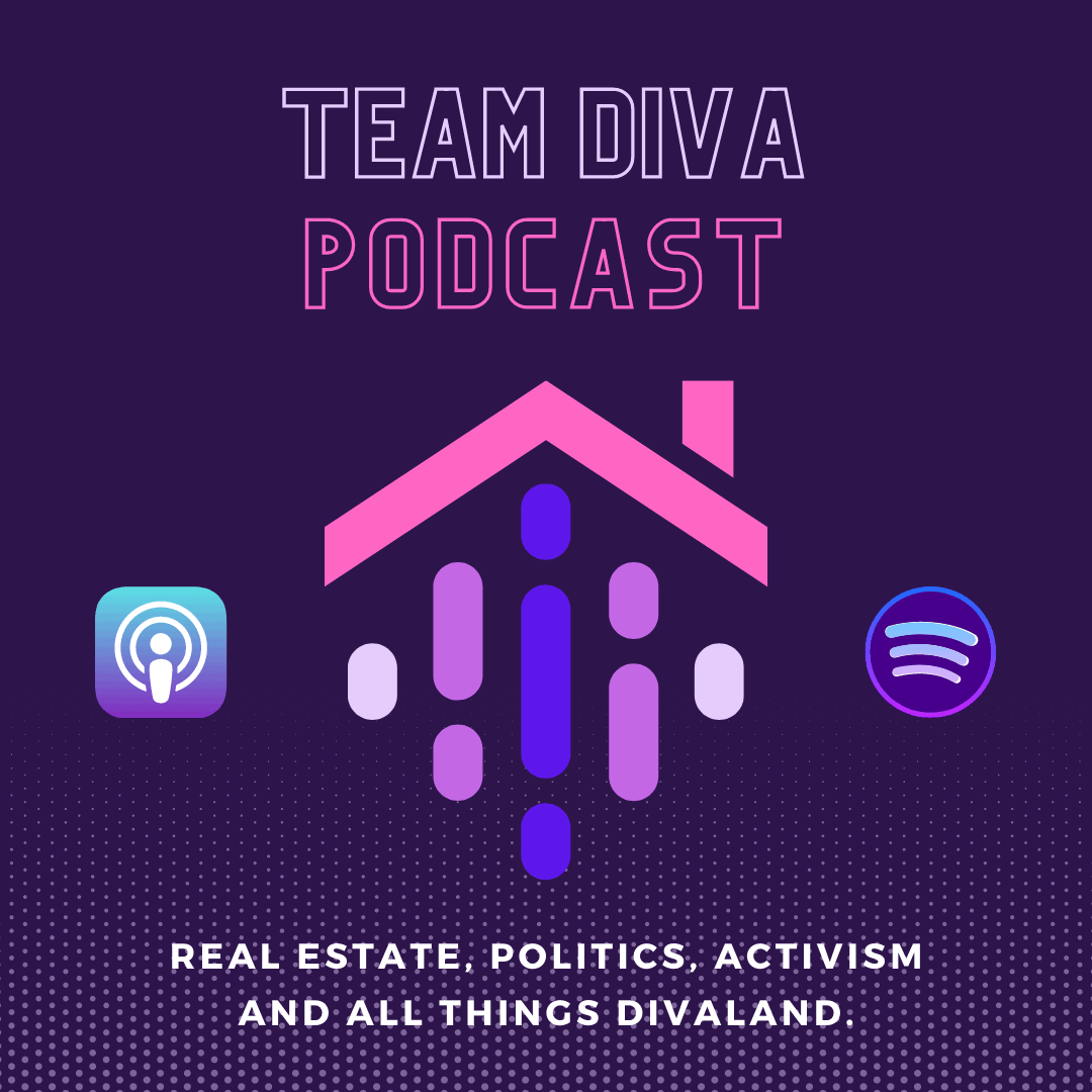 The Team Diva Seattle Real estate podcast on spotify and apple