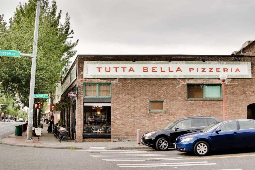 Tutta Bella in Columbia City