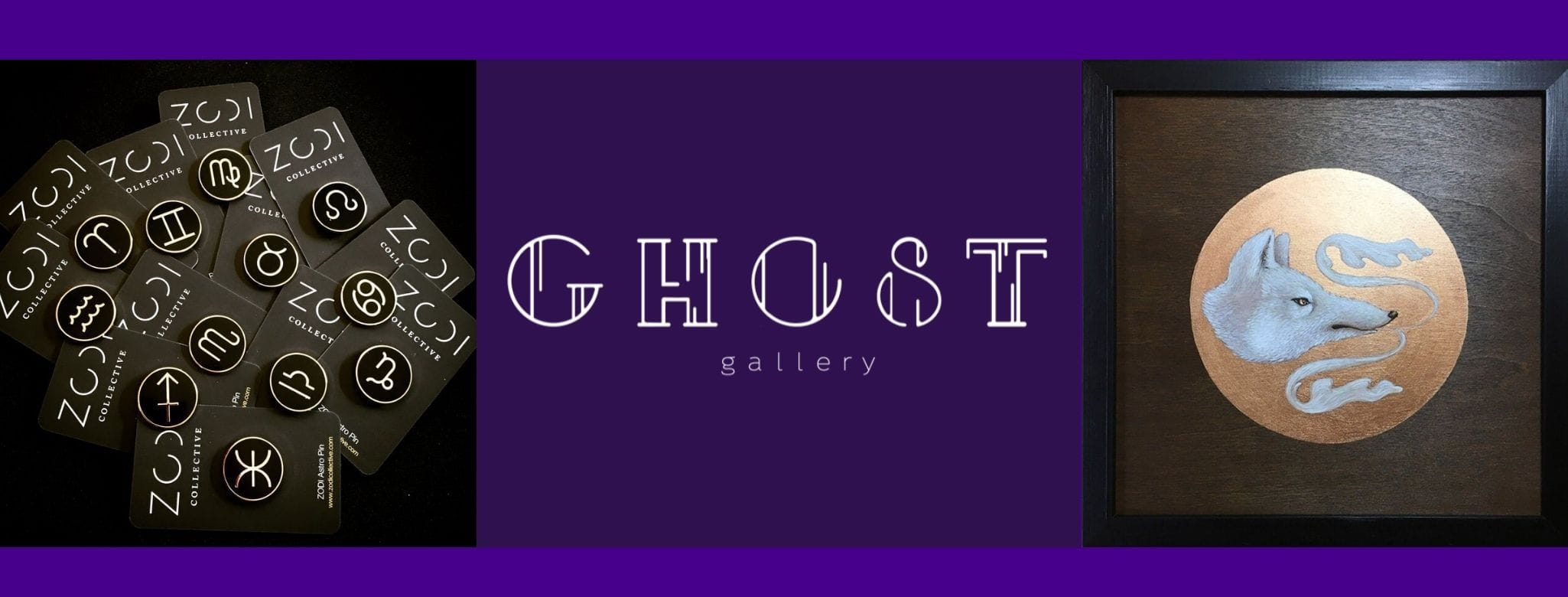 Ghost gallery Seattle Gift Guide