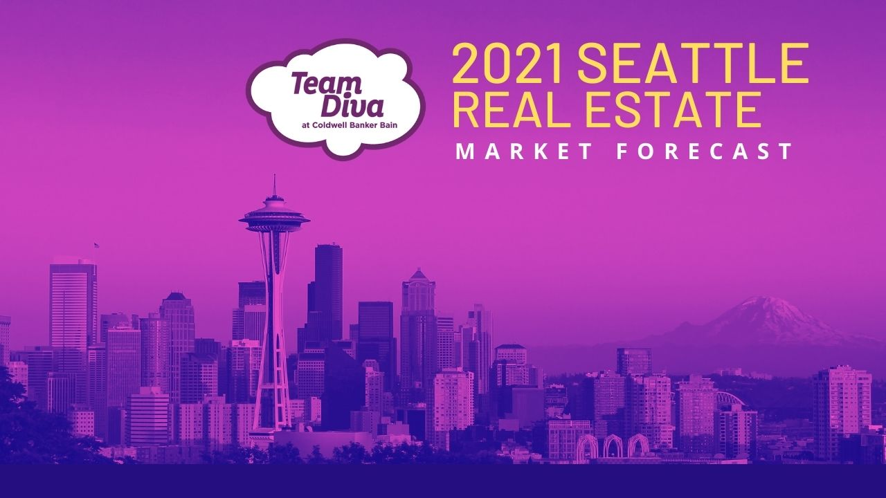 2021 Seattle real Estate Market Forecast