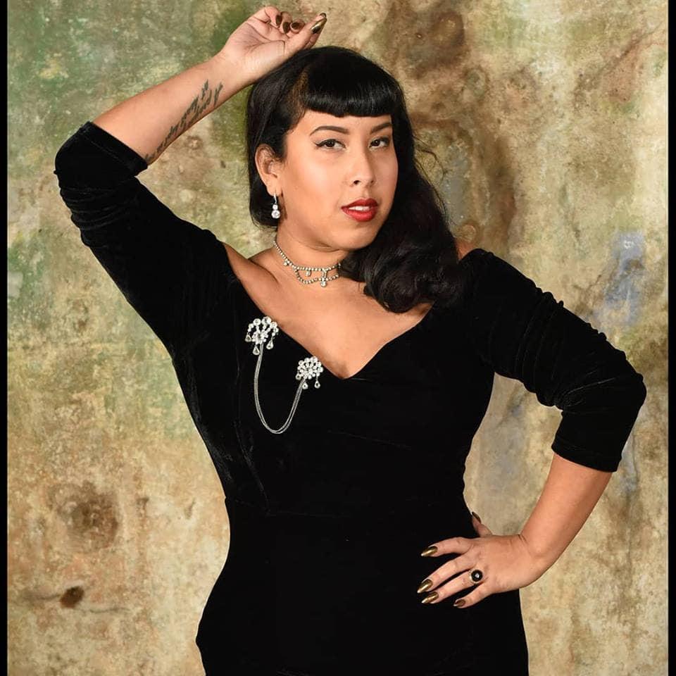Seattle Burlesque Artist Carson St. Clair