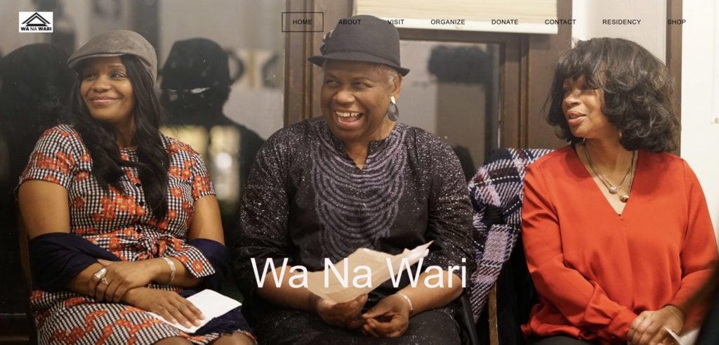 Support Black Artists in Seattle: Wa Na Wari