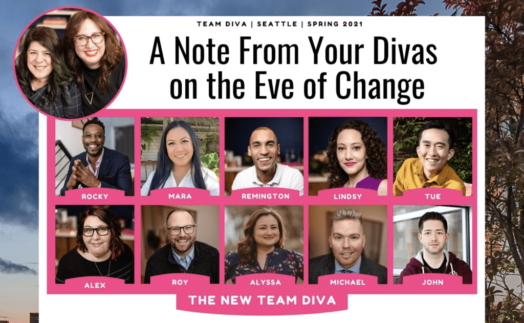 A Note From Your Divas on the Eve of Change