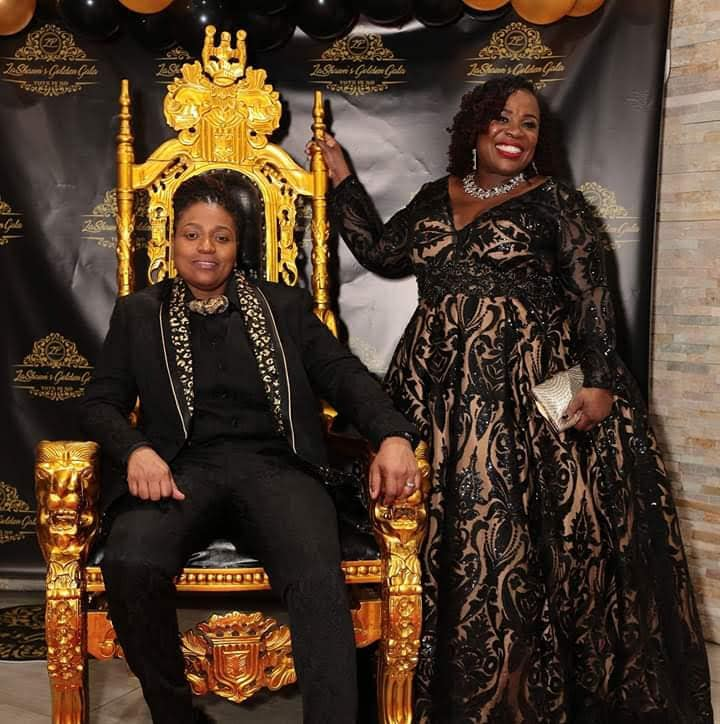 Real Estate Royalty Towanna and LaShawn Peterson-Jackson