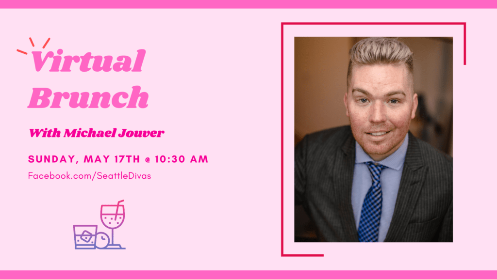 Virtual Brunch aka Open House with Michael Jouver