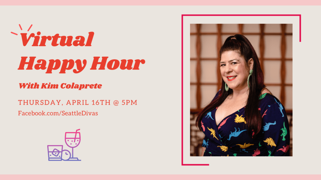Kim's Virtual Happy Hour at Lincoln Park View Home