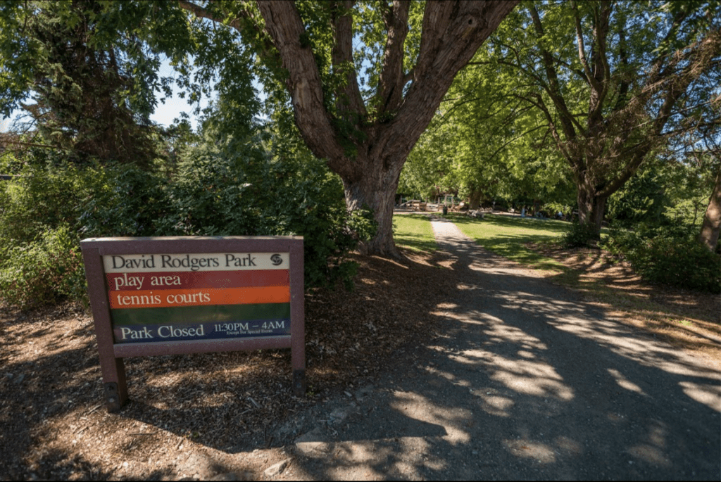 David Rodgers Park, Queen Anne, Seattle