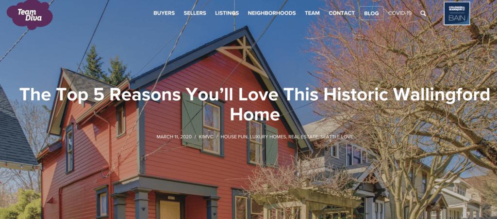 Selling the Wallingford Farmhouse Blog