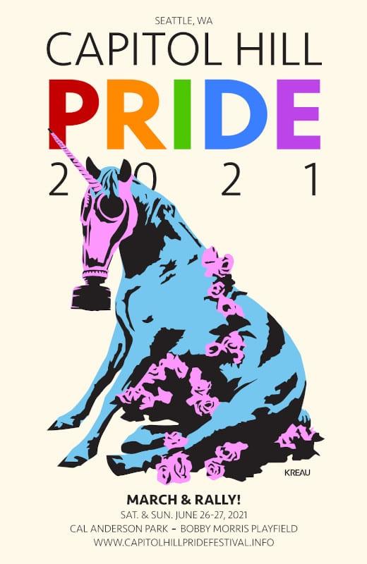 Capitol Hill Pride Festival 2021