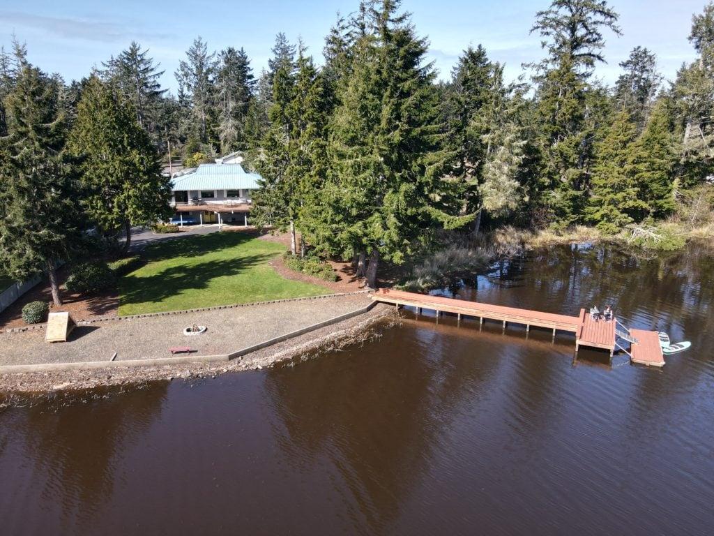 Lake Diva on Loomis Lake